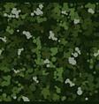 flecktarn camouflage seamless pattern background vector image vector image