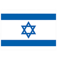 Israeli flag vector | Price: 1 Credit (USD $1)