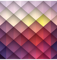 abstract geometric colorful background pattern vector image vector image