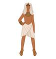 ancient egypt old civilization antique personage vector image vector image