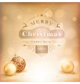 desaturated golden christmas background