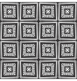 Abstract seamless hand drawn pattern vector image vector image