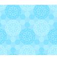 Hexagonal seamless vector image vector image