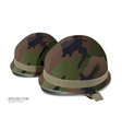 Soldier helmet vector | Price: 1 Credit (USD $1)