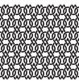Chain mail of the links in form of drops Celtic vector image vector image
