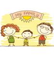 family cartoon