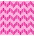 Seamless geometric wavy pattern vector image vector image