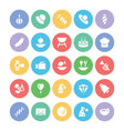 Celebration and Party Icons 4 vector image vector image