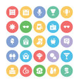 Celebration and Party Icons 6 vector image vector image