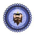 element of design for the day of the seafarer the vector image vector image