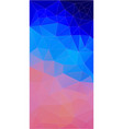 vertical abstract background for your - eps vector image vector image