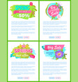 best choice spring sale advertisement tags labels vector image
