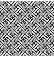 Chain mail of the links in form of crosses Celtic vector image