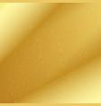 golden speckled background vector image vector image