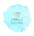 colorful abstract background soft blue and green vector image vector image