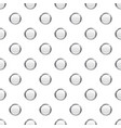 button click pattern vector image vector image