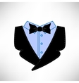 Business Suit Icon vector image