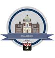 Charleroi vector image vector image