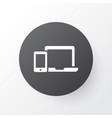 gadget icon symbol premium quality isolated vector image vector image