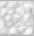 light mosaic polygonal modern graphic vector image vector image