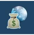 Money business financial vector image vector image