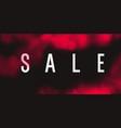 sale banner original poster discount vector image
