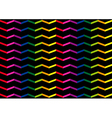 Waves bright background vector image vector image
