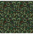 Camouflage military background Eps8 image vector image