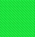 Green cloth texture vector image