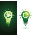 Recycle idea vector image