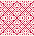 red and beige texture geometric background vector image