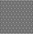 Seamless geometric op art texture