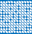 abstract background white connected dots vector image vector image