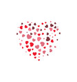 beauty love icon vector image