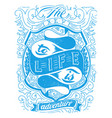 key to life is adventure vector image vector image