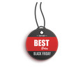best price shop now - black friday clothing tag vector image vector image