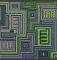 seamless tribal abstract stripped geometric vector image