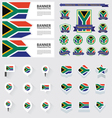 SET south africa vector image