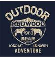 Outdoor Adventure vector image
