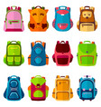 school kids backpack back to