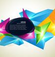 shape design vector image