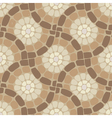 tile mosaic floor vector image vector image