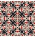 Damask seamless ornamental motif pattern vector image vector image