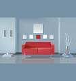 Modern Interior Design vector image vector image