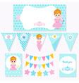 Princess Birthday vector image