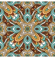 Tribal ethnic ornamental abstract pattern