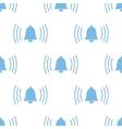 Alarmclock seamless pattern vector image vector image