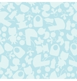 Boy baby shower seamless pattern vector image