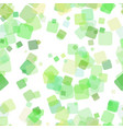 seamless geometric square background pattern vector image vector image