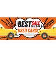 Best Sale Deal 6250x2500 pixel Banner vector image